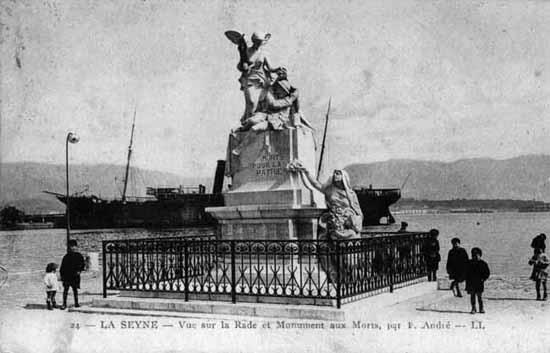 Monument aux Morts 1ère guerre mondiale